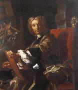 Francesco Solimena Self portrait oil painting reproduction