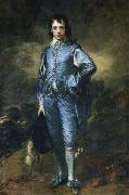 Thomas Gainsborough The Blue Boy oil painting reproduction