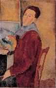 Amedeo Modigliani Self portrait oil painting reproduction