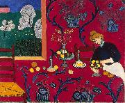 Henri Matisse The Dessert oil painting reproduction