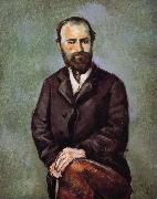 Paul Cezanne self portrait oil painting reproduction