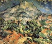 Paul Cezanne Victor S. Hill 5 oil painting reproduction