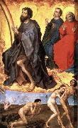 WEYDEN, Rogier van der The Last Judgment oil painting reproduction