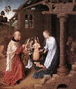 unknow artist Nativity oil painting reproduction