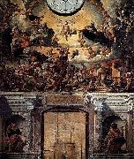 Dirck Barendsz The Last Judgment oil painting reproduction