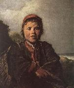 HALS, Frans The Fisher Boy oil painting reproduction