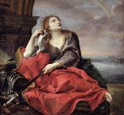 Andrea Sacchi The Death of Dido oil painting