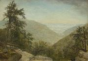 Asher Brown Durand Kaaterskill Clove oil painting reproduction