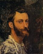 Frederic Bazille Self Portrait oil painting reproduction