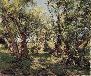Hugh Bolton Jones The Willows oil painting