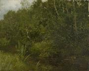 unknow artist Landscape with a pond oil painting reproduction