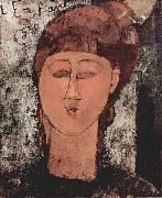 Amedeo Modigliani L'enfant gras oil painting reproduction