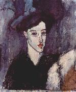 Amedeo Modigliani Die Judin oil painting reproduction
