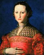 Angelo Bronzino Portrait of Eleonora di Toledo oil painting