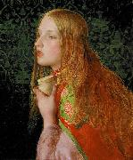 Anthony Frederick Augustus Sandys Mary Magdalene oil painting