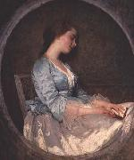Charles Joshua Chaplin The Dream oil painting reproduction