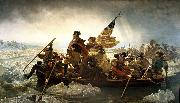 Emanuel Leutze Washington Crossing the Delaware. oil painting reproduction