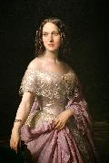 Federico de Madrazo y Kuntz Elizabeth Wethered Barringer oil painting