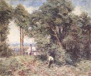 Frederick Mccubbin Labouring in the Bush oil painting