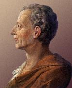 French school Portrait of Montesquieu oil painting