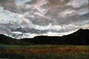 Hippolyte Boulenger After the Evening Storm oil painting reproduction