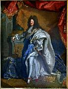 Hyacinthe Rigaud LOUIS XIV oil painting