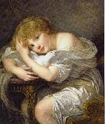 Jean Baptiste Greuze L enfant a la colombe oil painting reproduction