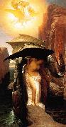 Lord Frederic Leighton Perseus and Andromeda oil painting reproduction
