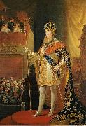 Pedro Americo The Emperor's speech oil painting reproduction