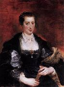 Peter Paul Rubens Isabella Brandt oil painting reproduction