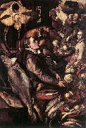Pieter Aertsen Market Scene oil painting reproduction