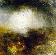 William Turner Shade and Darkness oil painting