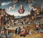 Workshop of Anton von Maron The Last Judgment oil painting reproduction