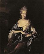 Adriaen van der werff Elisabeth Dierquens oil painting reproduction