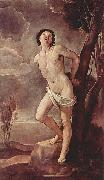 Guido Reni Hl. Sebastian oil painting reproduction