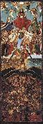 Jan Van Eyck The Last Judgment oil painting reproduction