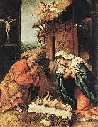 Lorenzo Lotto Nativity oil painting reproduction