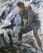 Lovis Corinth Kain oil painting reproduction