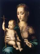 MORALES, Luis de Madonna with the Child oil painting