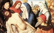 Master of the Legend of St. Lucy Lamentation oil painting