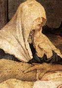 Matthias Grunewald The Lamentation oil painting reproduction