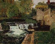 Maurice Galbraith Cullen The Mill Stream oil painting reproduction