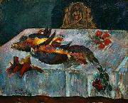 Paul Gauguin Gauguin Nature morte aux oiseaux exotiques II oil painting reproduction