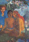 Paul Gauguin Racconti barbari oil painting reproduction