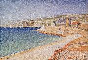 Paul Signac The Jetty at Cassis oil painting reproduction
