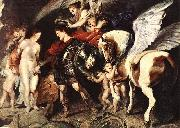 Peter Paul Rubens Perseus and Andromeda oil painting reproduction