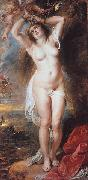 Peter Paul Rubens Perseus Freeing Andromeda oil painting reproduction