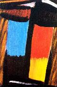 Alexej von Jawlensky Meditation oil painting reproduction
