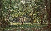 Alexey Bogolyubov View of Frantiskovy Lazne oil painting