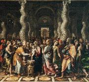 Giulio Romano The Circumcision oil painting